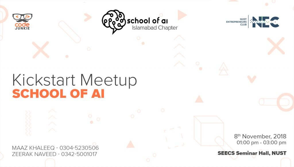 School of Ai Poster